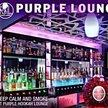 Purple Lounge and Restaurant Logo