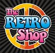 The Retro Shop - Monroe Logo