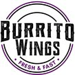 Burrito Wings - Mankato Logo