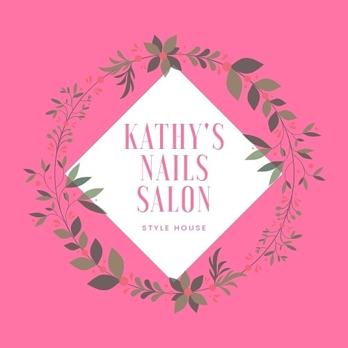 Kathy's Excellent Nails Beauty Logo
