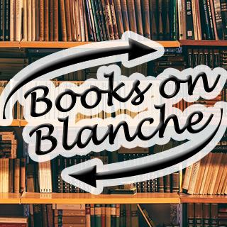 Books On Blanche - Terrell Logo