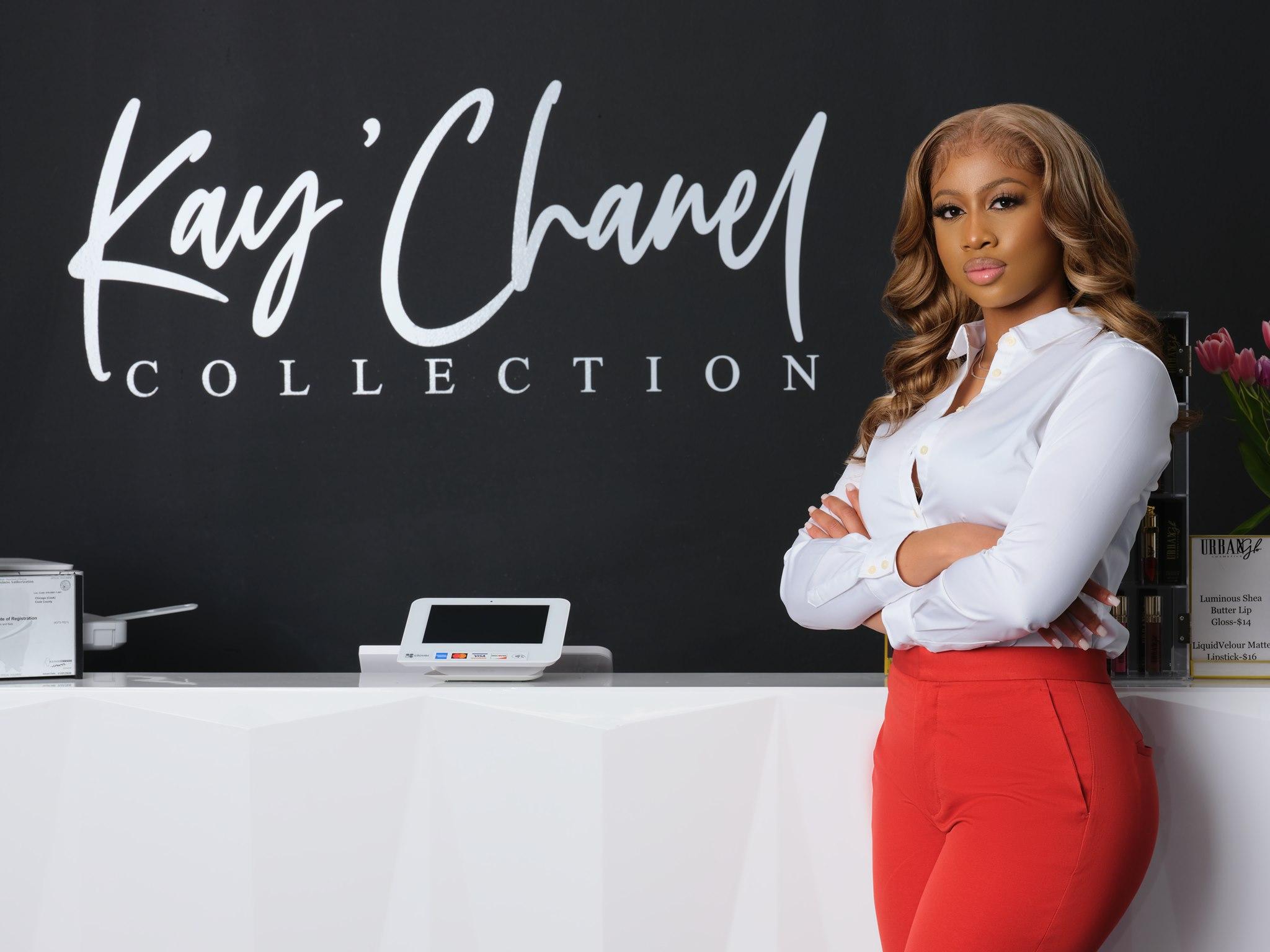 Kay'Chanel Collection Logo
