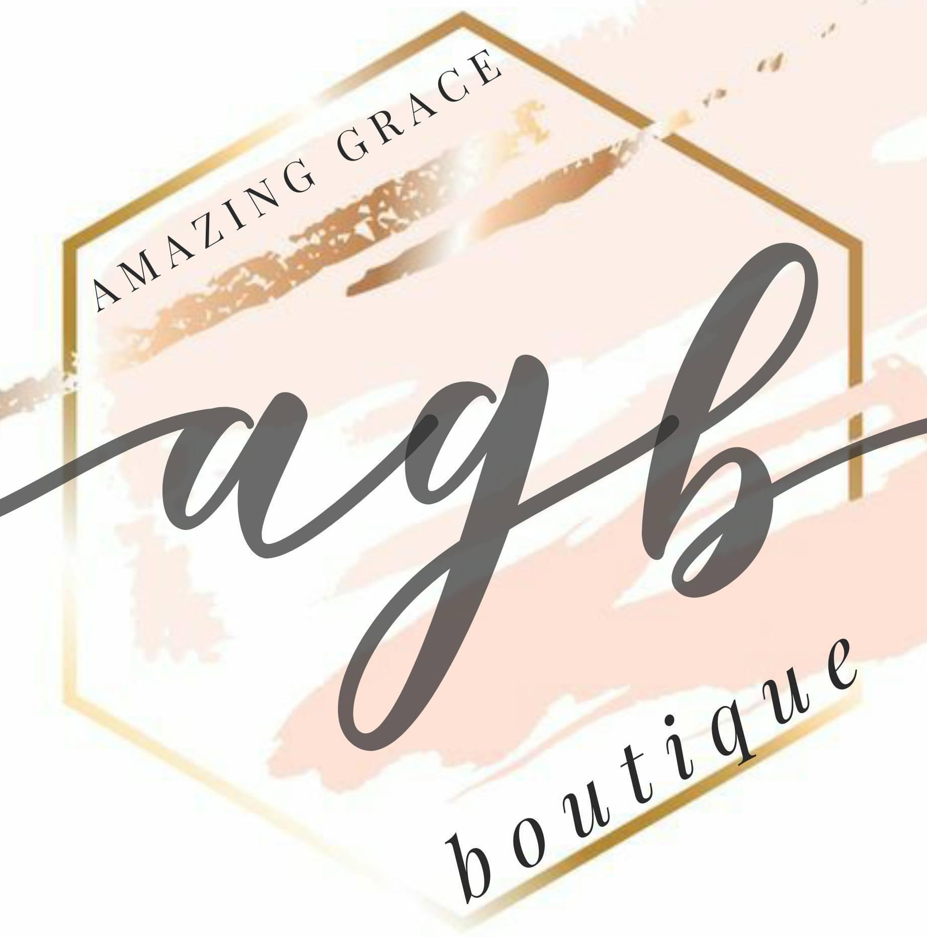 Amazing Grace Boutique 218 LLC Logo