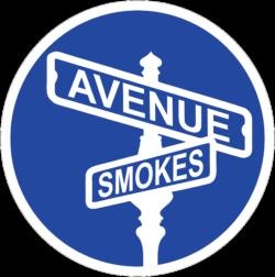 Avenue Smokes - Chatsworth Logo