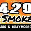 420 Vape & Smoke Shop Logo