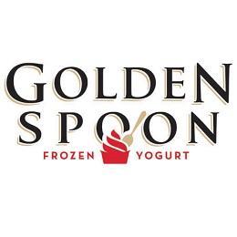 Golden Spoon Yogurt Whittier Logo