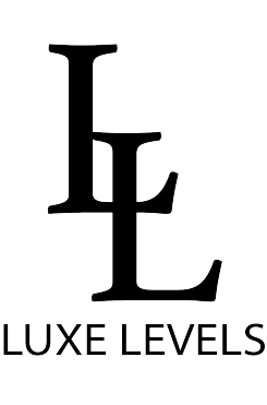 Luxe Levels - Easton Mall Logo