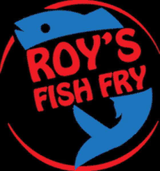 Roy's Fish Fry - Newark Logo