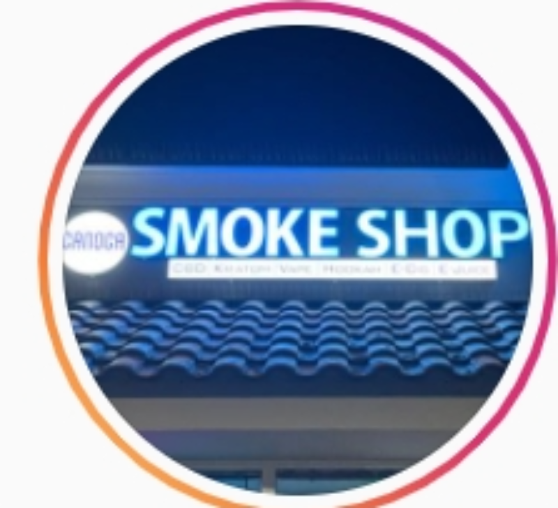 Canoga Smoke Shop Logo