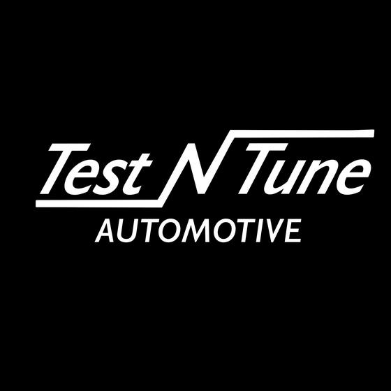 Test and Tune Automotive Logo