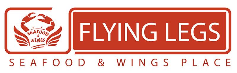 Flying Legs - Fayetteville Logo