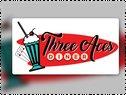 Three Aces Diner Logo