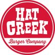 Hat Creek Burger - Walnut Hill Logo