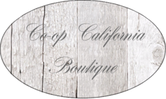 Co-op California Boutique Logo