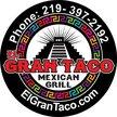 El Gran Taco Mexican Grill Logo