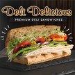 Deli Delicious - Elk Grove Logo