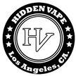 Hidden Vape - Woodland Hills Logo