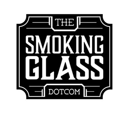 The Smoking Glass Lounge Logo