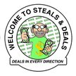 Steals & Deals - Norwich Logo