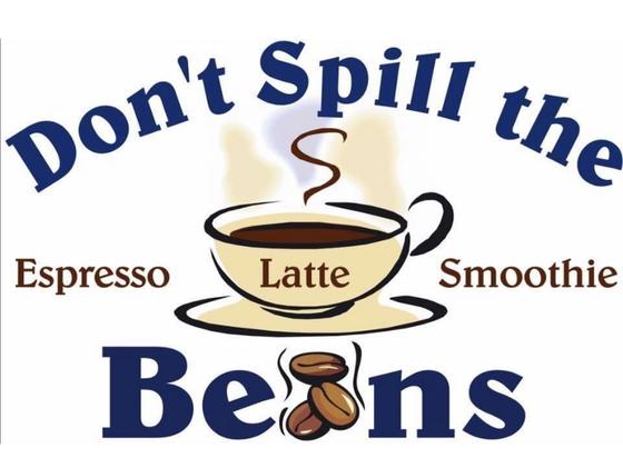 Don't Spill the Beans - Dakota Logo