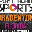 Play It Again-Bradenton Logo
