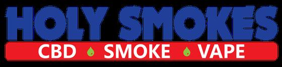 Holy Smokes Texas City Logo