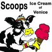 Scoops Venice Ice Cream Logo