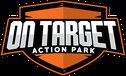 On Target Action Park Logo