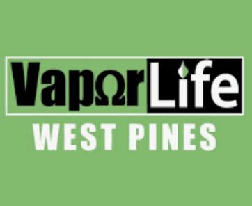 Vapor Life West Pines Logo