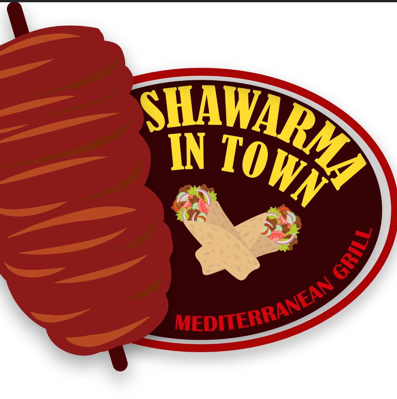 Shawarma In Town - Baytown Logo