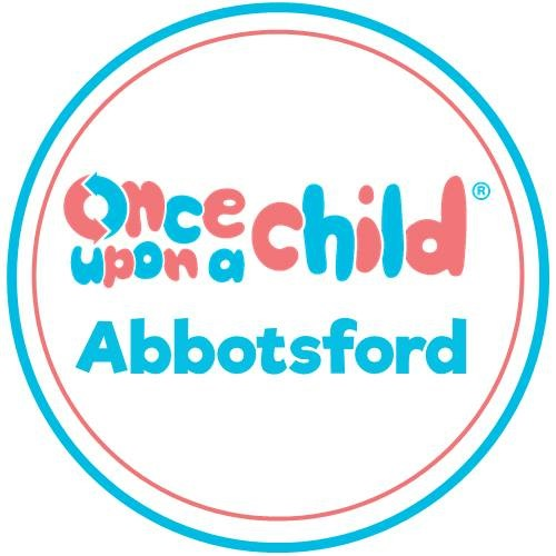 Once Upon A Child - Abbotsford Logo