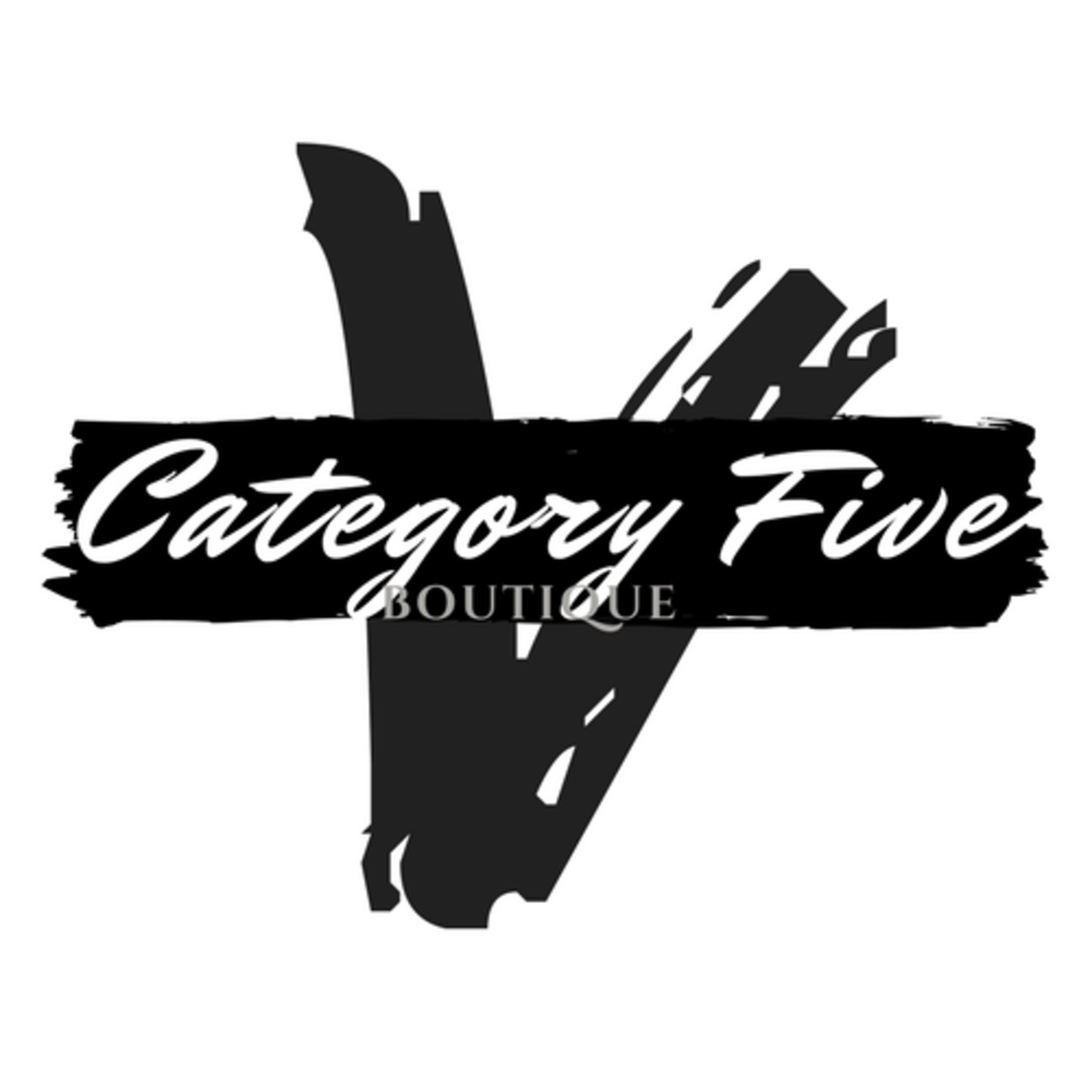 Category Five Boutique Logo