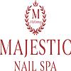 Majestic Nail Spa  Logo
