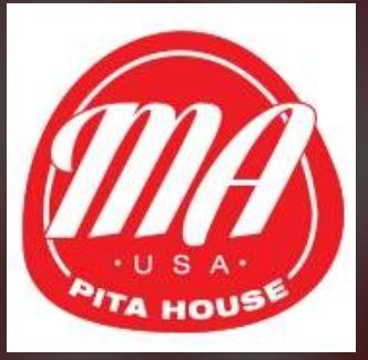 Mays Alreem USA Pita House Logo