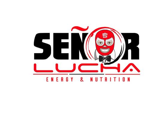 Senor Lucha Energy & Nutrition Logo