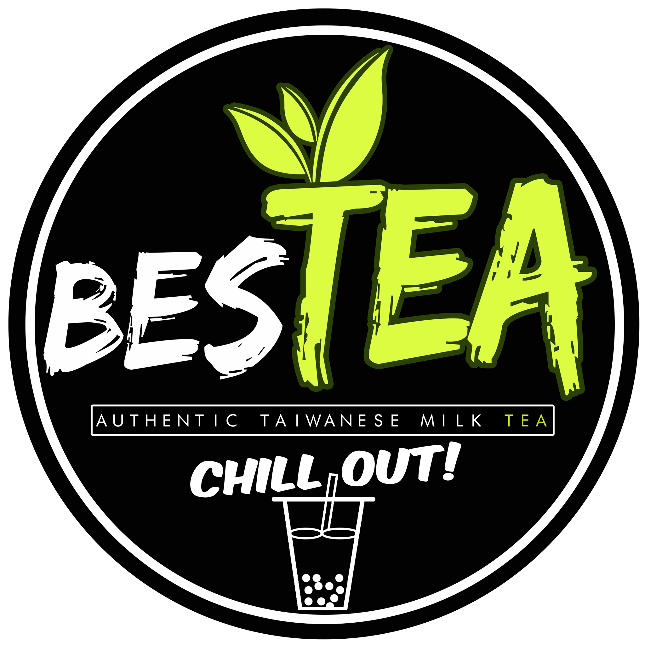 Bestea Chill Out Cafe-Red Deer Logo
