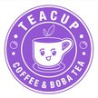 Teacup Coffee & Boba Tea Logo