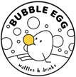 Bubble Egg - Katy  Logo