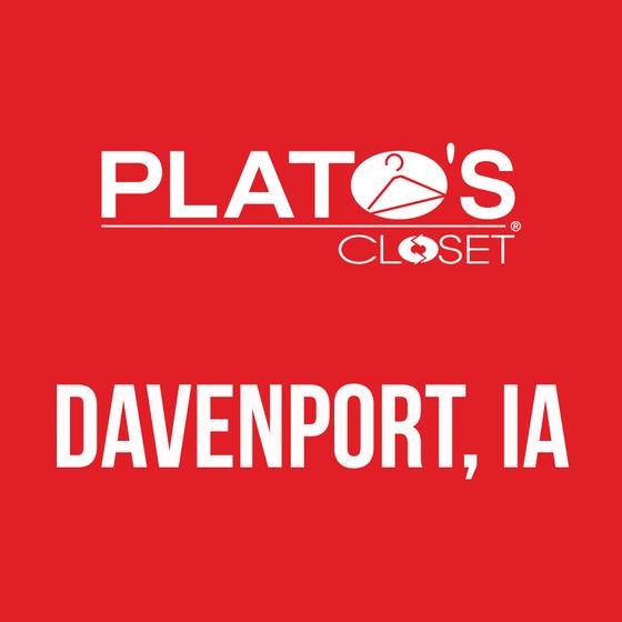Plato's Closet - Davenport Logo