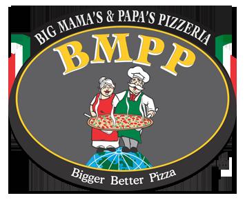 Big Mama's and Papa's Pizzeria Logo