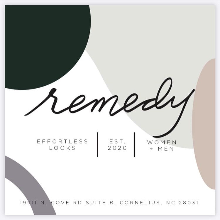 Remedy 19911 N Cove Road STE B Logo