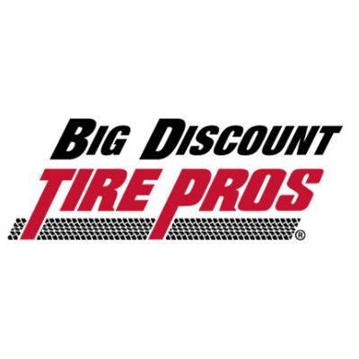 Tire Pros - Big Discount Tire Logo