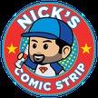 Nick's Comic Strip - Danvers Logo