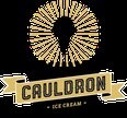 Cauldron Ice Cream Logo