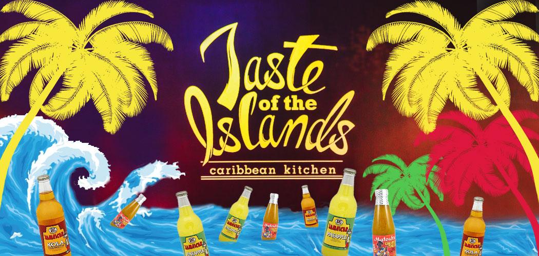 Taste of the Islands - Plano Logo