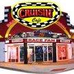 Cruisin Cafe Logo