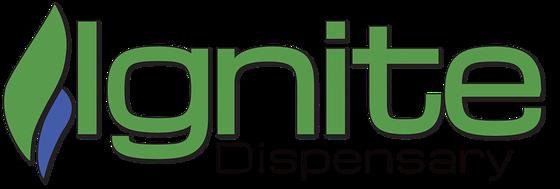 Ignite Dispensary - Bismarck Logo