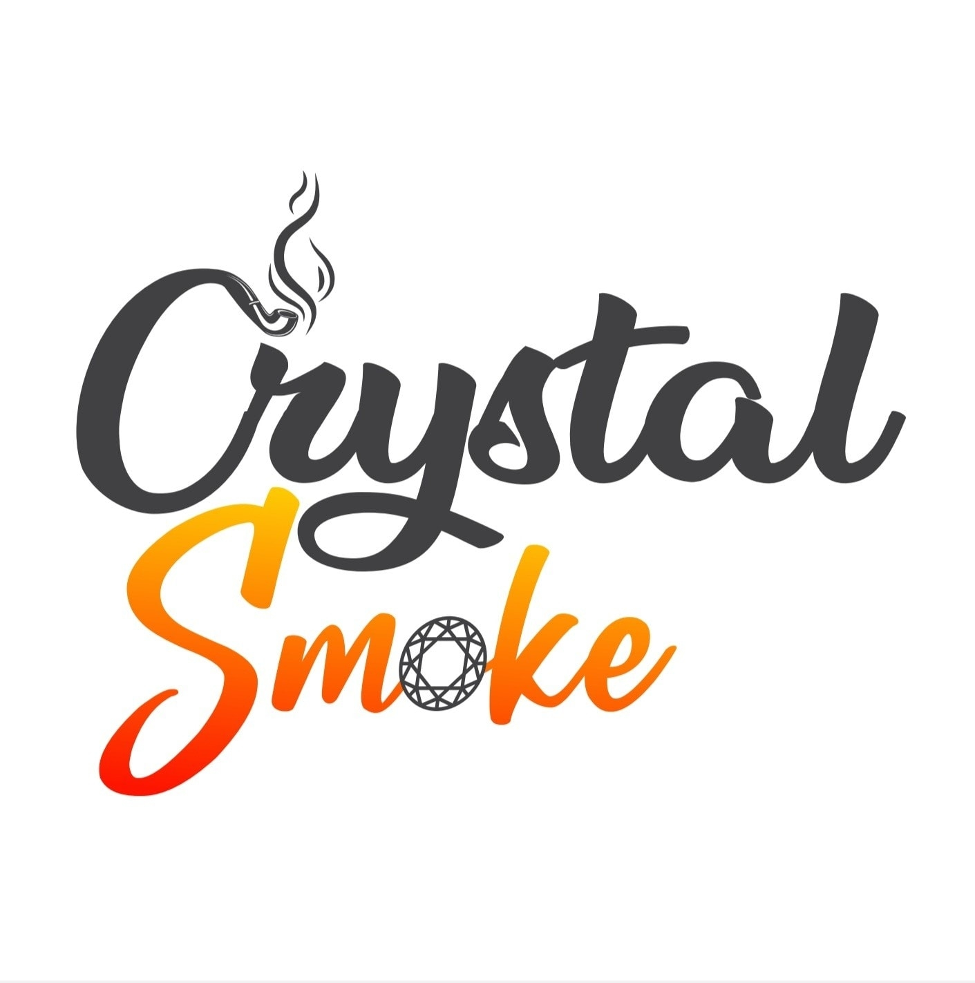 Crystal Smoke Logo