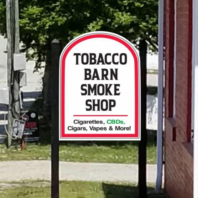 Tobacco Barn and Vape 4 Inc, Logo