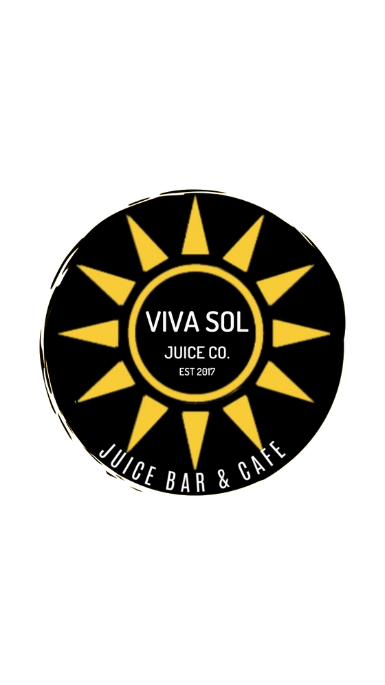 Viva Sol Juice Co. Logo